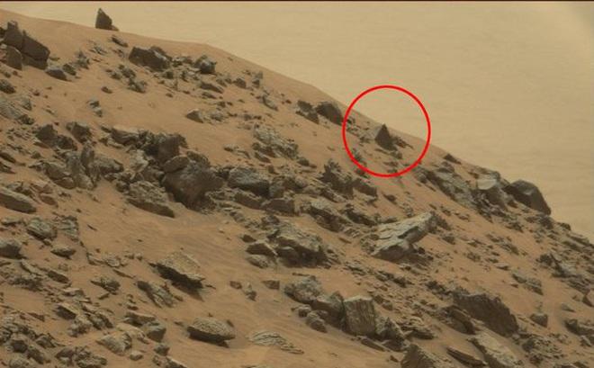 CIA tiết lộ tài liệu mật về bí ẩn của kim tự tháp bị lãng quên trên Sao Hỏa