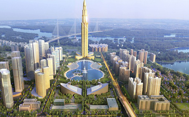 Thành phố thông minh 4 tỷ USD hiện đại nhất Đông Nam Á tại Hà Nội có gì đặc biệt?