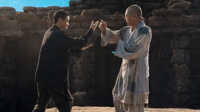 Bom tấn võ thuật bị chê bai nhưng ít ai biết tỷ phú Jack Ma vẫn 1 tên trúng 3 đích - Ảnh 7.