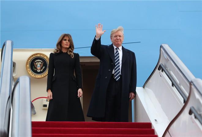 Một ngày bận rộn của Tổng thống Trump: Tham quan Tử Cấm Thành, thưởng thức Kinh kịch - Ảnh 1.