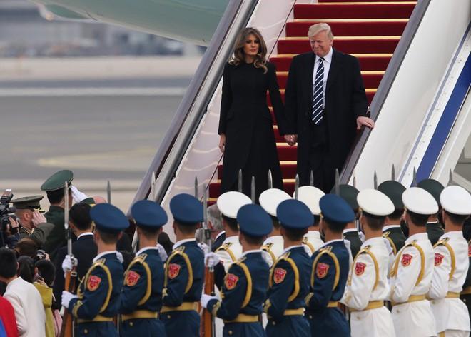 Một ngày bận rộn của Tổng thống Trump: Tham quan Tử Cấm Thành, thưởng thức Kinh kịch - Ảnh 2.