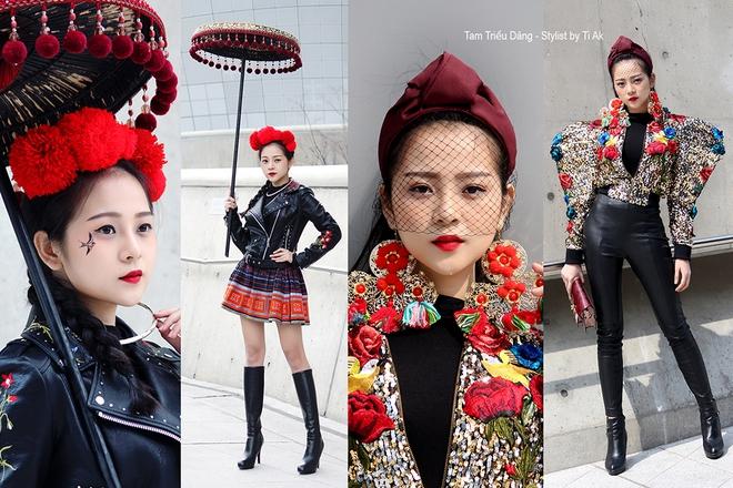 Bỏ ngang công việc của một giảng viên, 9x Gia Lai theo đuổi nghề stylist 4