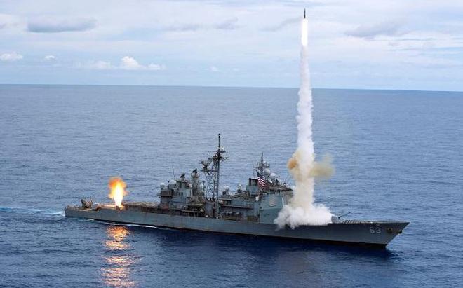 """Hải quân Mỹ sắp mất một số tàu chiến lớn nhất: Những trụ cột bị """"đốn ngã""""?"""