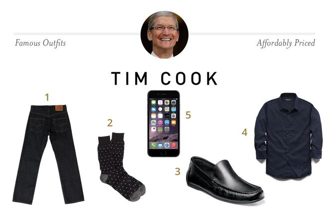 Chuyện chưa kể về bộ quần áo huyền thoại của Steve Jobs và phong cách đối lập từ Tim Cook - Ảnh 6.
