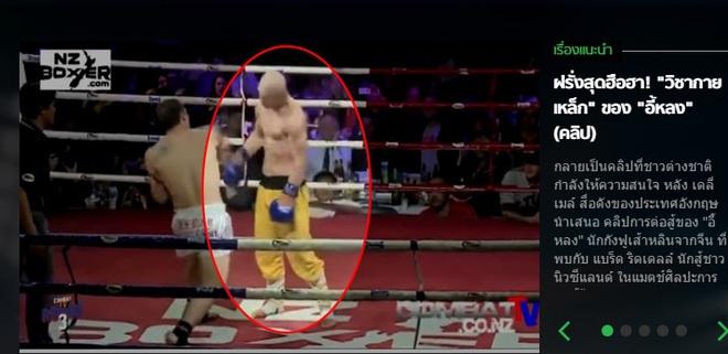 """Đệ nhất Thiếu Lâm khiến truyền thông Anh kinh ngạc vì khả năng """"giơ mặt cho đấm"""" - Ảnh 2"""