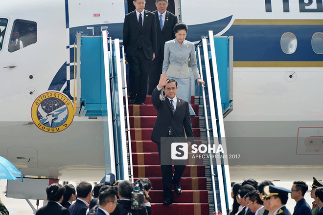 [CẬP NHẬT] Tổng thống Mỹ đáp Nhà Trắng bay tới dự APEC 2017 - Ảnh 2.