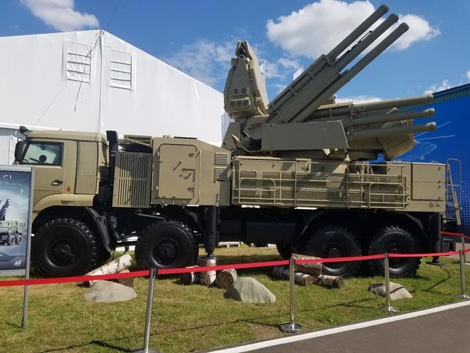 Từ Nga: Cận cảnh dàn vũ khí hùng hậu tại triển lãm MAKS 2017 - Ảnh 12.