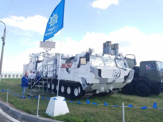 Từ Nga: Cận cảnh dàn vũ khí hùng hậu tại triển lãm MAKS 2017 - Ảnh 13.