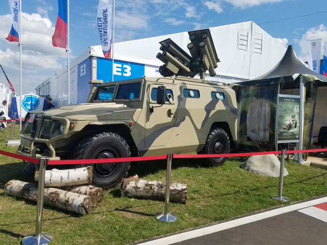 Từ Nga: Cận cảnh dàn vũ khí hùng hậu tại triển lãm MAKS 2017 - Ảnh 14.