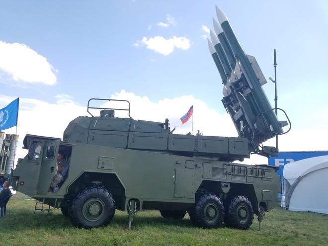 Từ Nga: Cận cảnh dàn vũ khí hùng hậu tại triển lãm MAKS 2017 - Ảnh 15.
