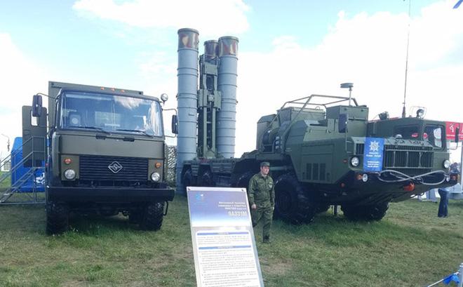 Báo Nga: Đã có thỏa thuận nguyên tắc về S-400