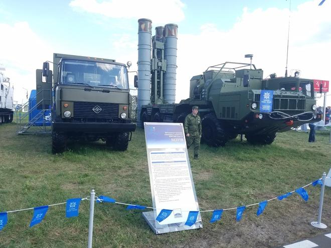 Từ Nga: Cận cảnh dàn vũ khí hùng hậu tại triển lãm MAKS 2017 - Ảnh 16.
