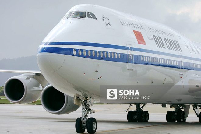 [CẬP NHẬT] Tổng thống Mỹ đáp Nhà Trắng bay tới dự APEC 2017 - Ảnh 1.