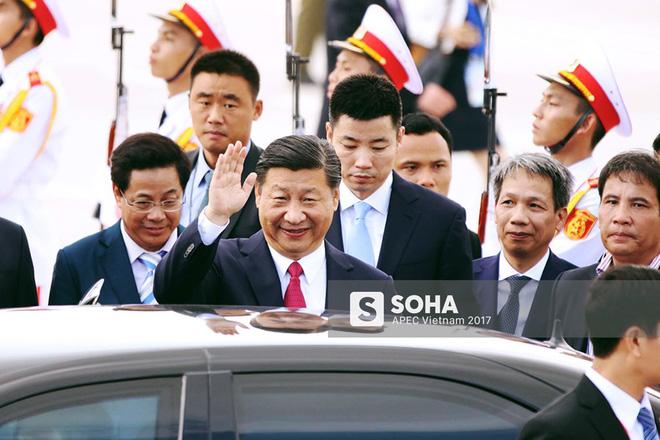 [CẬP NHẬT] Tổng thống Mỹ đáp Nhà Trắng bay tới dự APEC 2017 - Ảnh 3.