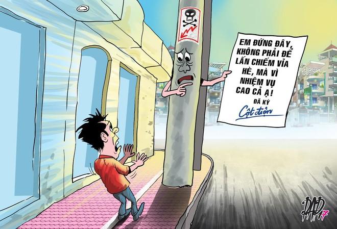 HÍ HỌA tuần qua: Khỉ Kong: Cảm ơn mấy bác vì không lôi em ra Hồ Gươm - Ảnh 1.