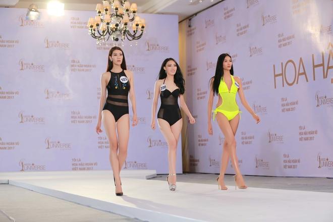 Ảnh bikini nóng bỏng của thí sinh Hoa hậu Hoàn vũ Việt Nam - Ảnh 2.