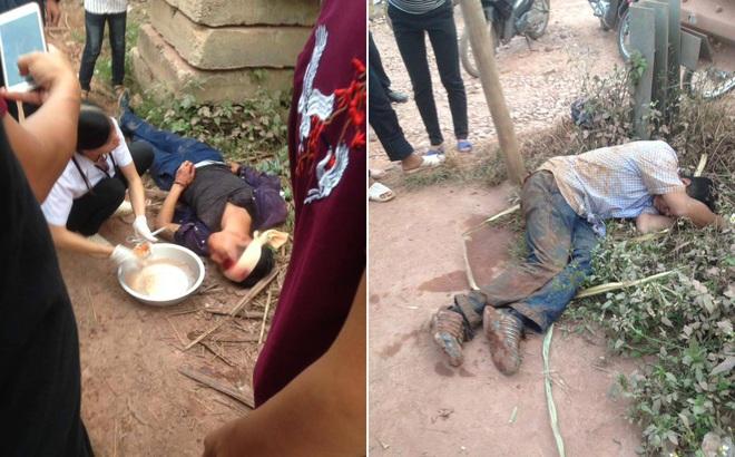 Hai tên trộm gà bị người dân đánh nhập viện vì chống trả