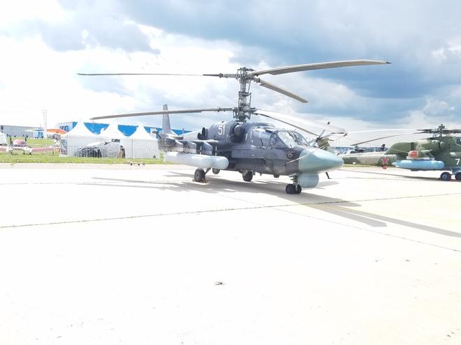 Từ Nga: Cận cảnh dàn vũ khí hùng hậu tại triển lãm MAKS 2017 - Ảnh 19.