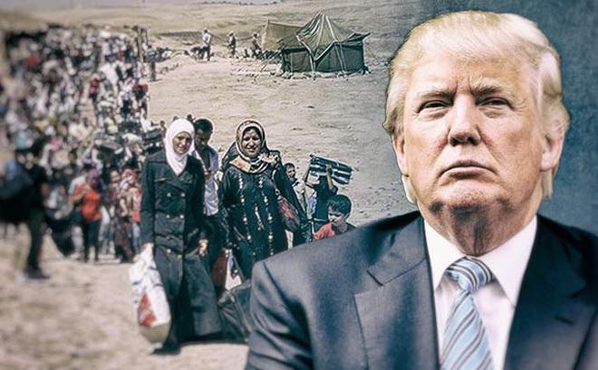 Tân Hoa Xã nêu 3 lý do khiến Trump ra lệnh tấn công tên lửa Syria