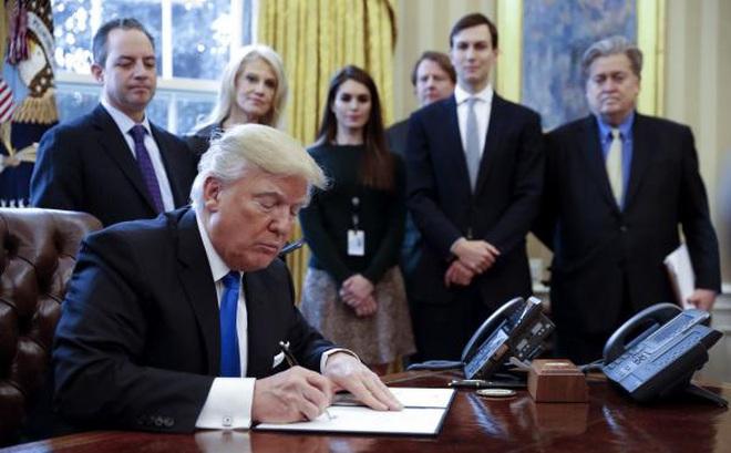 Những nhân vật quyền lực khuấy đảo Nhà Trắng của TT Trump