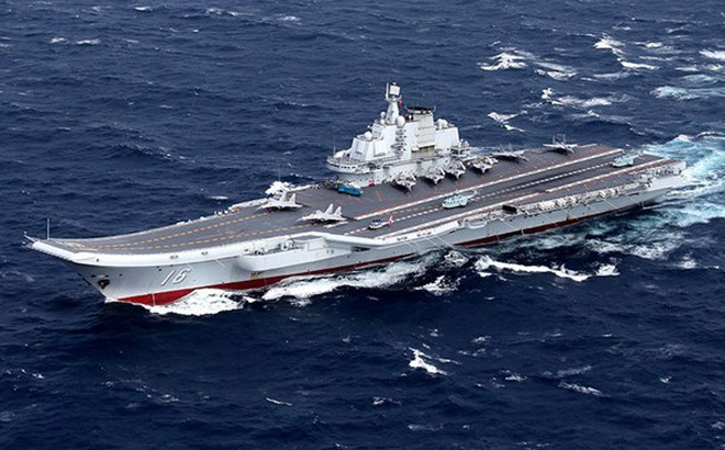 Trung Quốc thừa nhận điều Liêu Ninh thử vũ khí trên Biển Đông