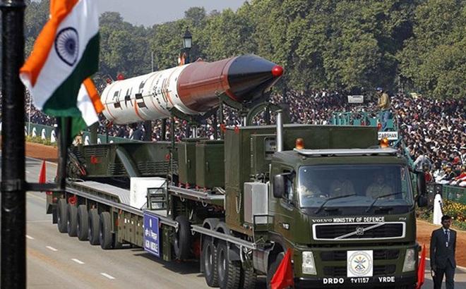 """Trung Quốc """"run"""" trước tên lửa đạn đạo của Ấn Độ?"""