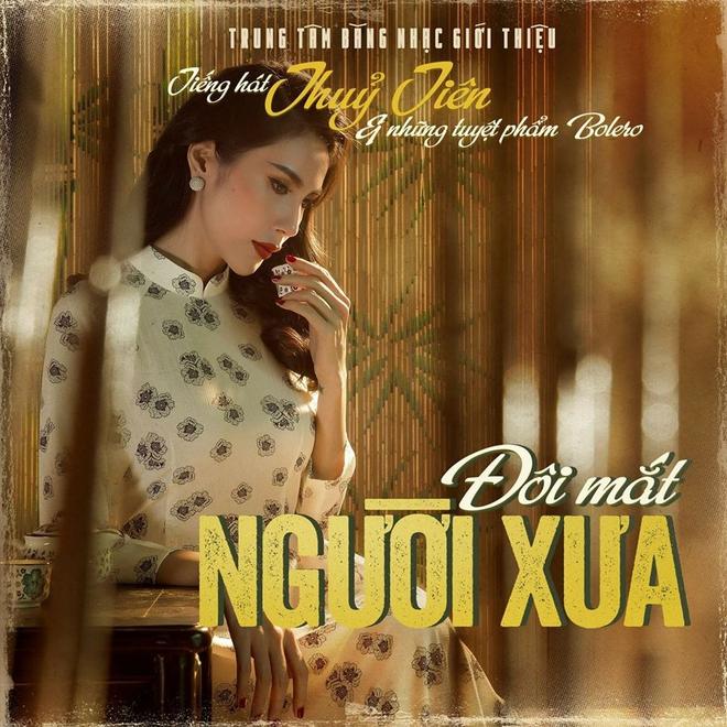 Thủy Tiên, Đôi Mắt Người Xưa, CD