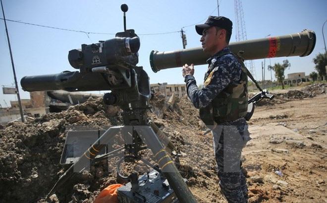 Mỹ bán thiết bị quân sự trị giá gần 300 triệu USD cho Iraq
