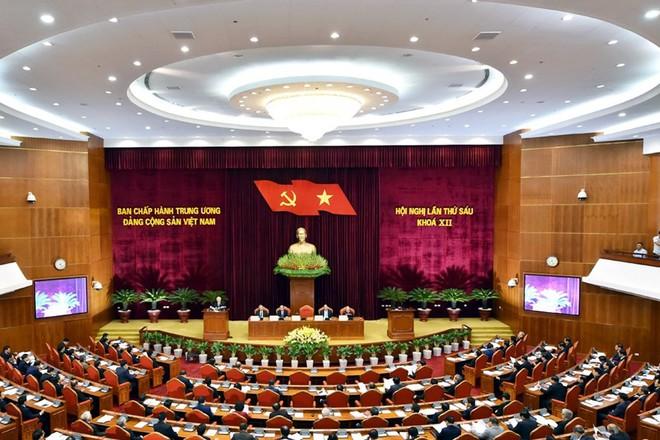 Tổng Bí thư Nguyễn Phú Trọng: Ai đã trót nhúng chàm thì sớm tự gột rửa - Ảnh 1.