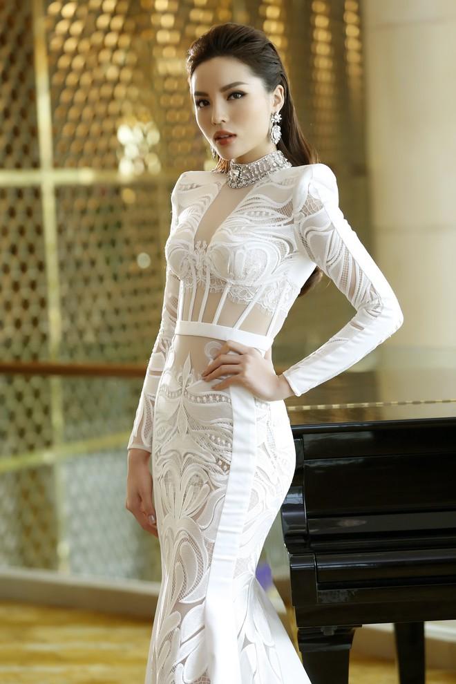 Hoa hậu Kỳ Duyên: Tôi chỉ thua Phạm Hương ở kinh nghiệm làm huấn luyện viên! - Ảnh 1.