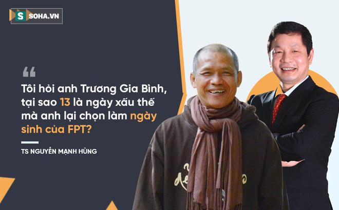 """TS - doanh nhân Nguyễn Mạnh Hùng: """"Tại sao tôi hát rong trên phố Sài Gòn và hai lần đi khất thực?"""""""