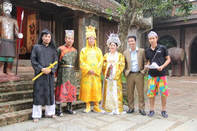Phim Tết xuất hiện công chúa thủy tề Tùng Sơn - Ảnh 2.