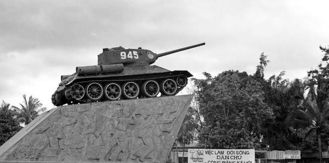 Những bí mật về chiếc xe tăng số hiệu 980 trên Tượng đài chiến thắng Buôn Mê Thuột - Ảnh 2.