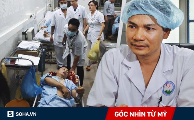 """Sự cố y khoa ở Hòa Bình: Chính các bác sĩ cũng cần được """"cấp cứu"""""""
