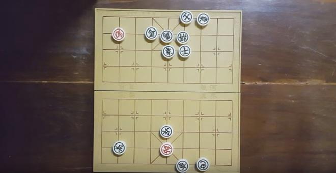 Thế cờ kinh điển đơn mã diệt quần ma, bạn nghĩ bên nào sẽ thắng? - Ảnh 9.