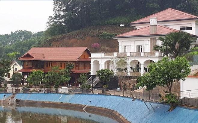 """Giám đốc Sở TN&MT Yên Bái: """"Biệt phủ"""" rộng 1,3 ha đứng tên vợ"""