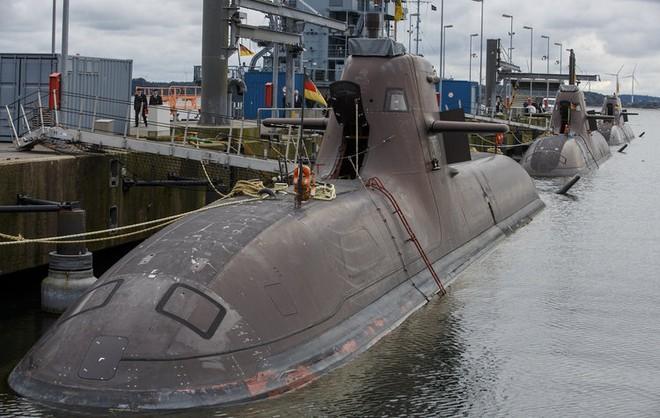 Hạm đội tàu ngầm của quân đội mạnh thứ 4 châu Âu tê liệt hoàn toàn - Ảnh 2.