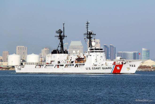DSCA: Mỹ chấp thuận chuyển giao tàu tuần tra cỡ lớn lớp Hamilton cho Việt Nam - Ảnh 2.