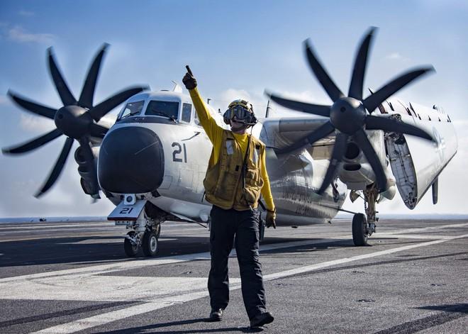 """2017: Năm vận hạn """"bủa vây"""" Hạm đội 7 Hải quân Mỹ - Ảnh 3."""
