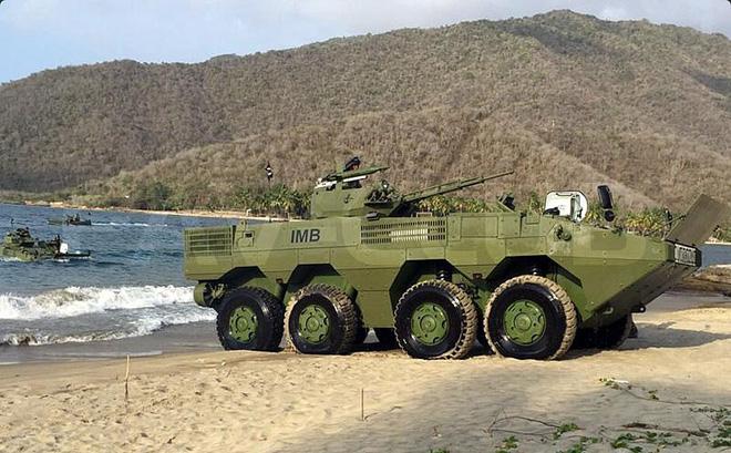 Thái Lan mua hàng chục xe bọc thép Trung Quốc