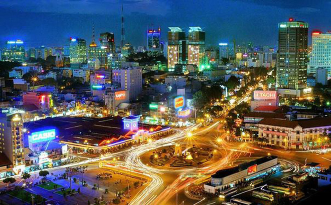Việt Nam sẽ vượt Hà Lan, Australia, vào top 20 nền kinh tế lớn nhất thế giới năm 2050
