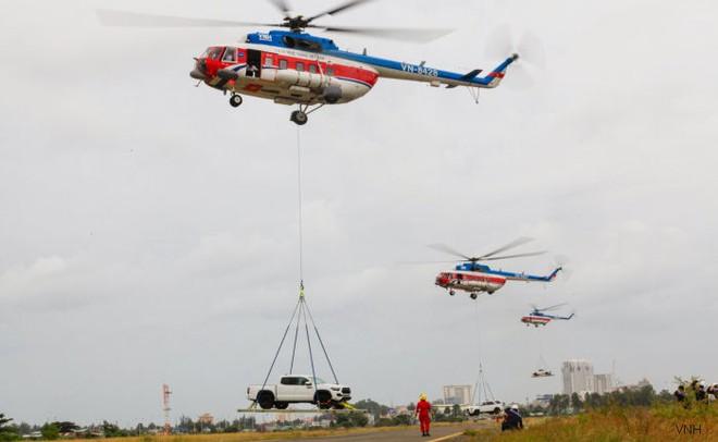 Việt Nam điều động trực thăng Mi-172 thực hiện Nhiệm vụ đặc biệt - Ảnh 2.