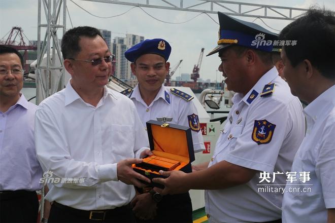 Báo Trung Quốc quan tâm tới chuyến thăm của tàu CSB 8004 Việt Nam - Ảnh 5.