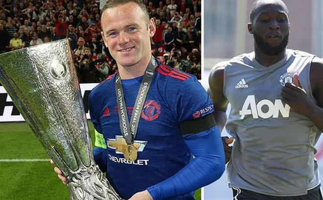 Wayne Rooney cảnh báo Lukaku về điều khó khăn nhất tại Man United