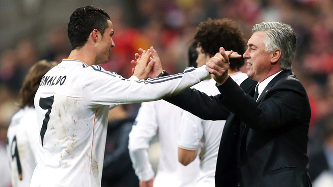 Ancelotti chẳng sợ Zidane, nhưng sẽ thất bại trước Ronaldo - Ảnh 7.