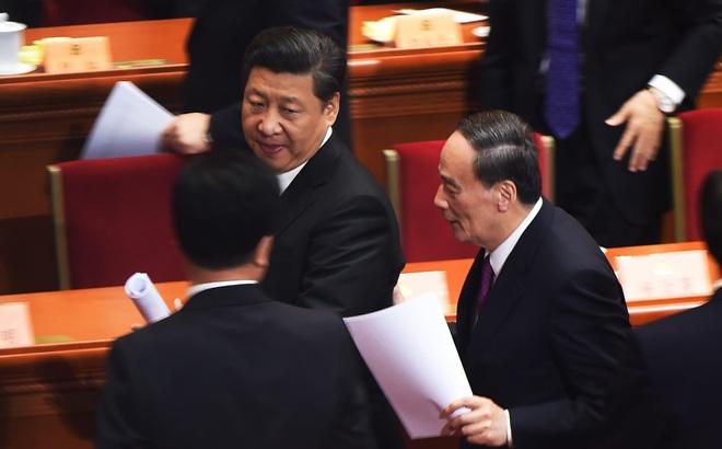 """Trúng cử đại biểu ĐH đảng, nhân vật """"quyền lực số 2"""" Trung Quốc khó về hưu đúng độ tuổi?"""