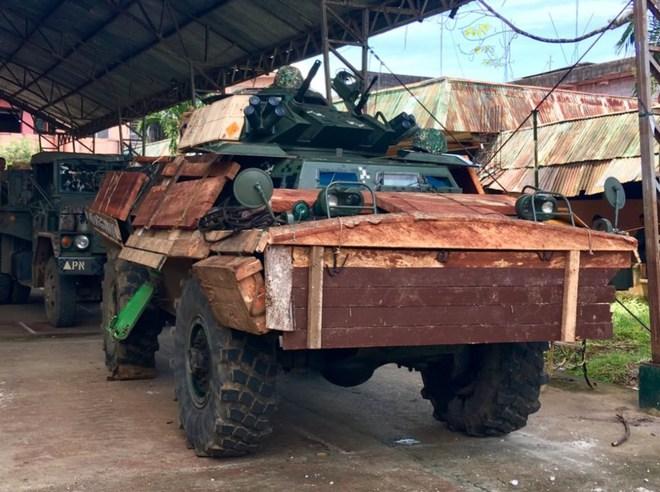 Phương tiện đổ quân khó đỡ của Quân đội Philippines - Ảnh 1.