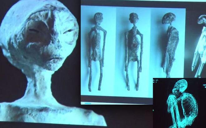 Phát hiện 5 thi thể có hình dáng kỳ lạ, nghi vấn người ngoài hành tinh.