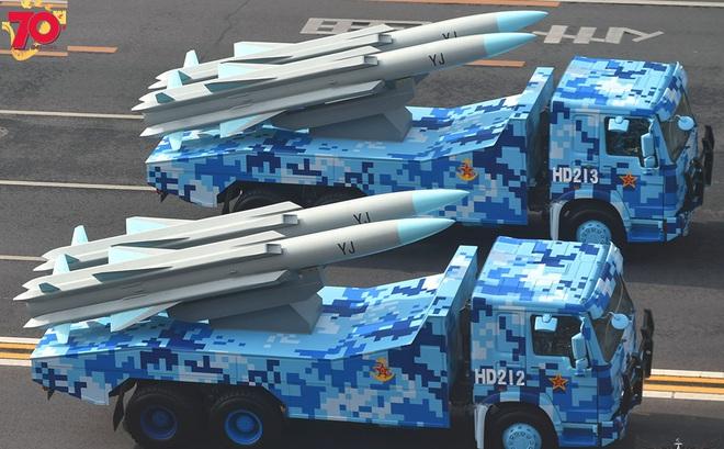 """Từ bỏ Nga, Trung Quốc chế tạo """"tên lửa chống hạm số 1 thế giới"""" theo thiết kế Mỹ"""