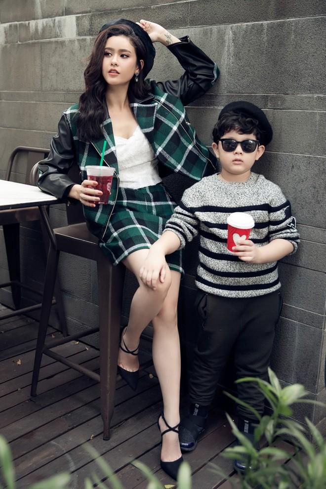 Sau ồn ào gia đình, Trương Quỳnh Anh tái xuất rực rỡ - Ảnh 9.